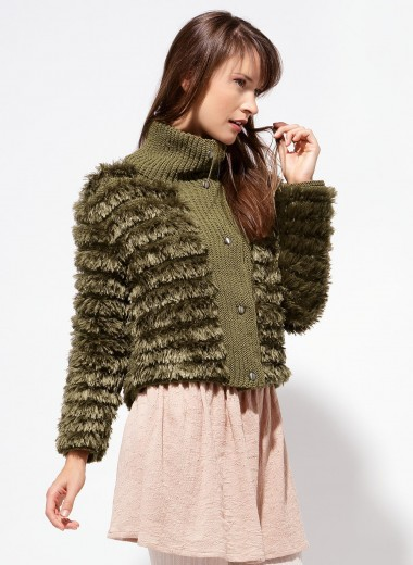 6b37ac1424c1 Modèles avec la laine FOURRURE